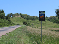 Picture of Murry Hill Scenic Overlook near Little Sioux, Iowa.